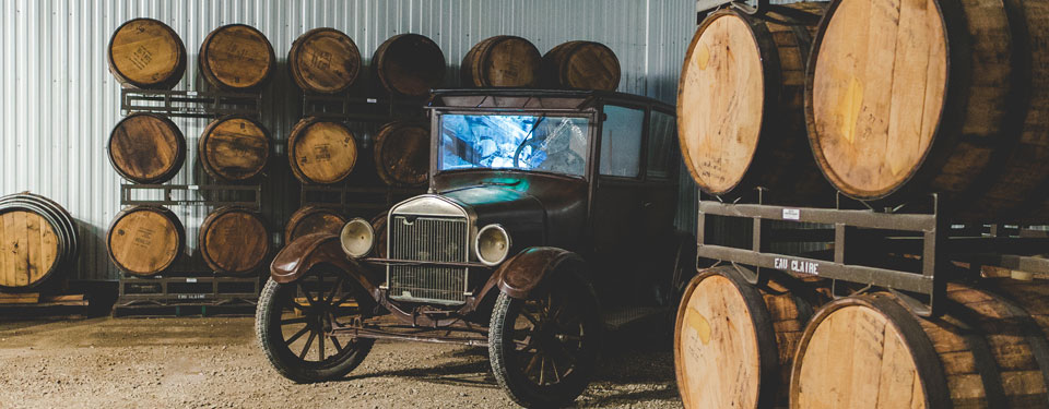 Alberta's First Single Malt Whisky Distillery